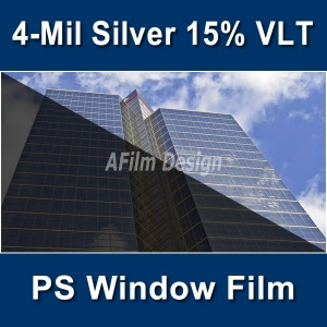 Silver Safety window tinting film
