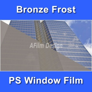 Frosted window tinting film